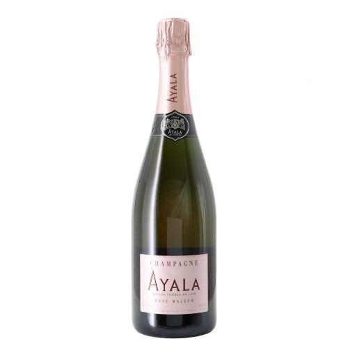 champagne brut rosè majeur 75 cl ayala - enoteca pirovano
