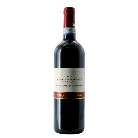 montefalco rosso vigna flaminia maremmana doc 2014 75 cl arnaldo caprai - enoteca pirovano