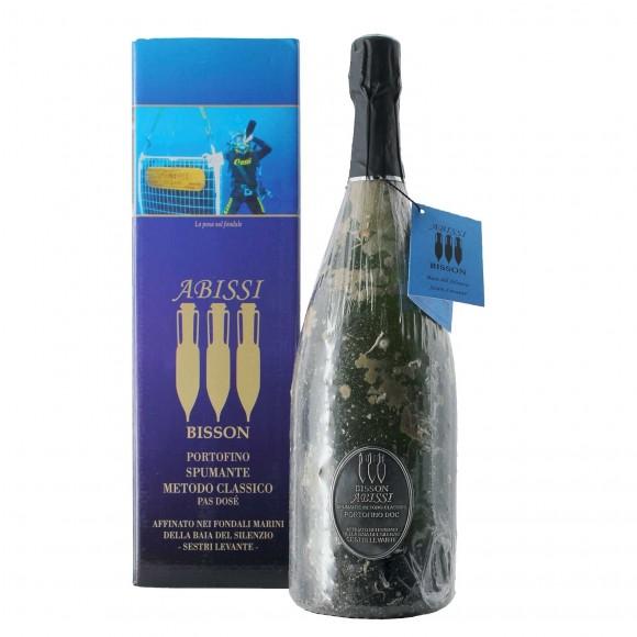 abissi brut metodo classico 2013 1.5 lt bisson - enoteca pirovano