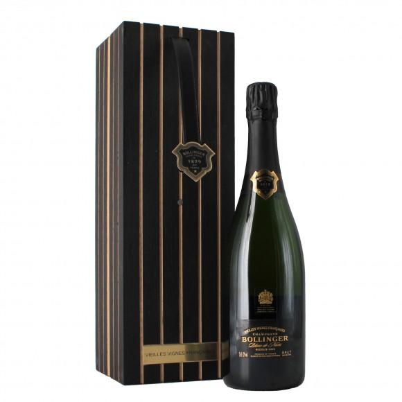 Champagne Bollinger Vielles...