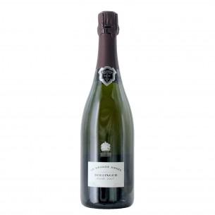 champagne la grande anneè rosè 2007 75 cl bollinger - enoteca pirovano