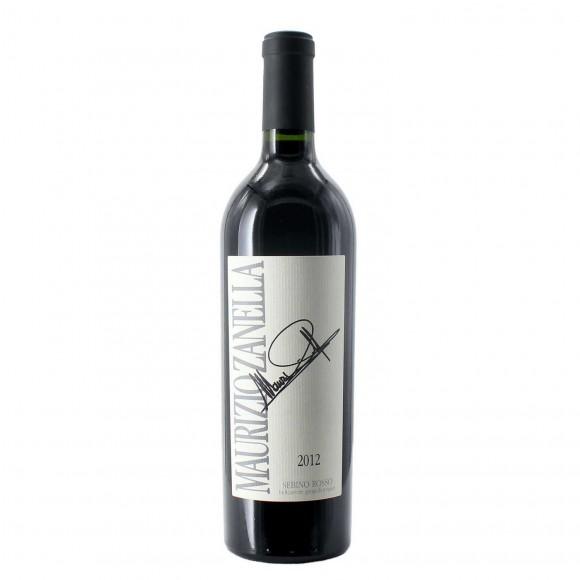 maurizio zanella rosso del sebino 2012 75 cl ca' del bosco  - enoteca pirovano