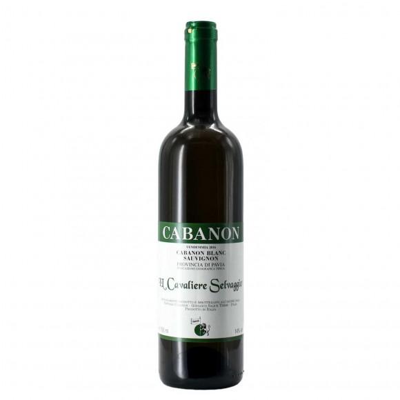 sauvignon blanc 2018 75 cl cabanon - enoteca pirovano