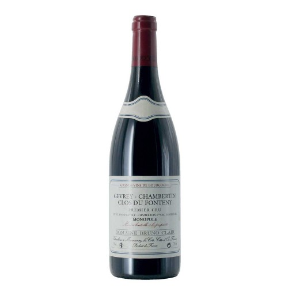gevrey - chambertin clos du fonteny 1er cru 2006 75 cl bruno clair - enoteca pirovano