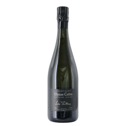 champagne blanc de noirs extra brut les maillons 75 cl ulysse collin - enoteca pirovano