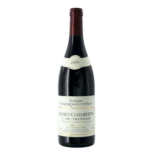 gevrey-chambertin 1er cru craipillot 2009 75 cl confuron cotetidot - enoteca pirovano