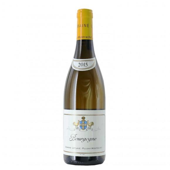 bourgogne blanc 2015 75 cl domaine leflaive - enoteca pirovano