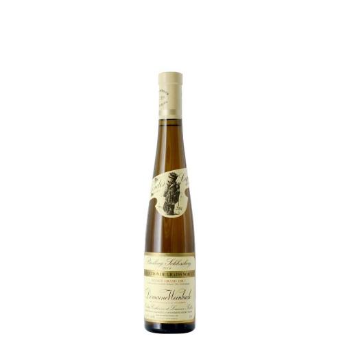 riesling grand cru schlossberg selection de grains nobles 2004 37.5 cl domaine weinbach - enoteca pirovano