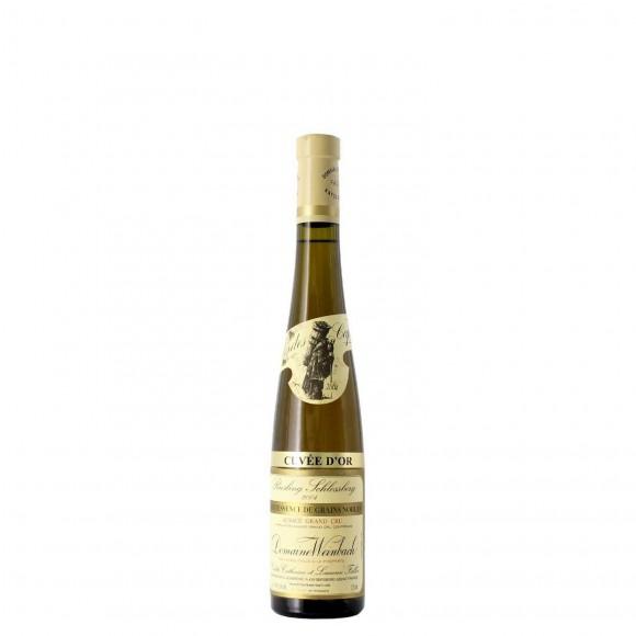 riesling grand cru schlossberg quintessence de grains nobles cuvee d'or 2004 37.5 cl domaine weinbach - enoteca pirovano