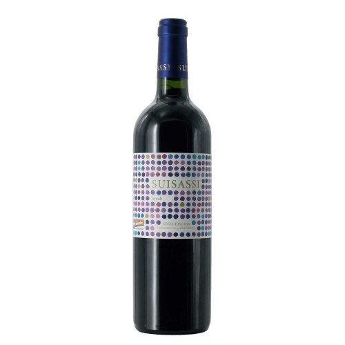 Suisassi Syrah 2012 75 cl...