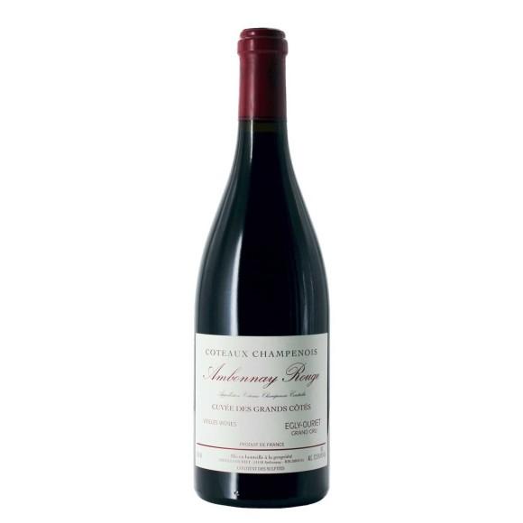 ambonnay rouge vieilles vignes 2015 75 cl egly ouriet - enoteca pirovano