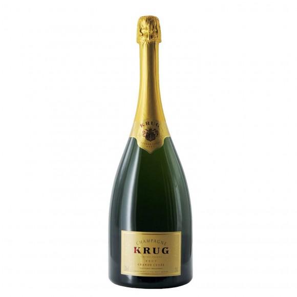 champagne krug grande cuvee 1.5 lt - enoteca pirovano