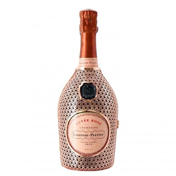 champagne cuvee rose brut jacket 75 cl laurent – perrier - enoteca pirovano