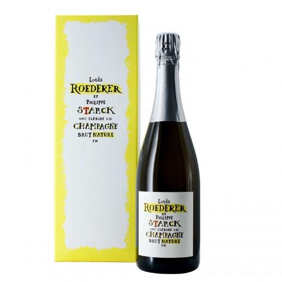 Champagne Brut Nature 2012...