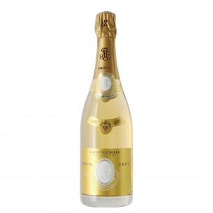 champagne cristal 2002 75 cl louis roederer - enoteca pirovano