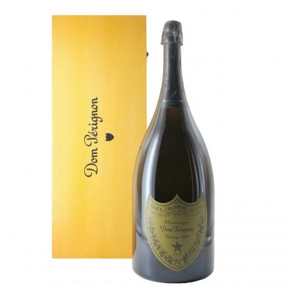 champagne dom perignon brut 1995 6 lt moet & chandon - enoteca pirovano