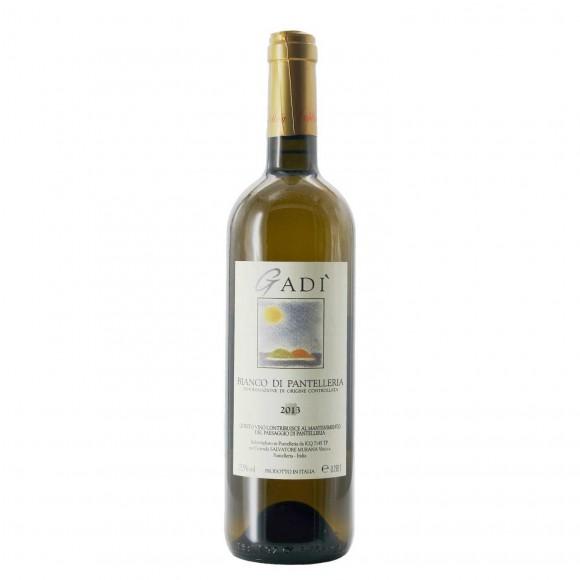 gadì bianco pantelleria 2013 75 cl murana - enoteca pirovano