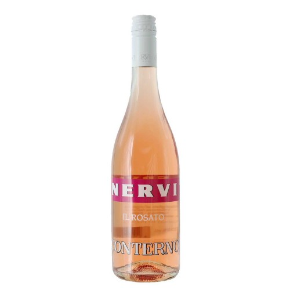 rosato 2018 75 cl nervi - enoteca pirovano