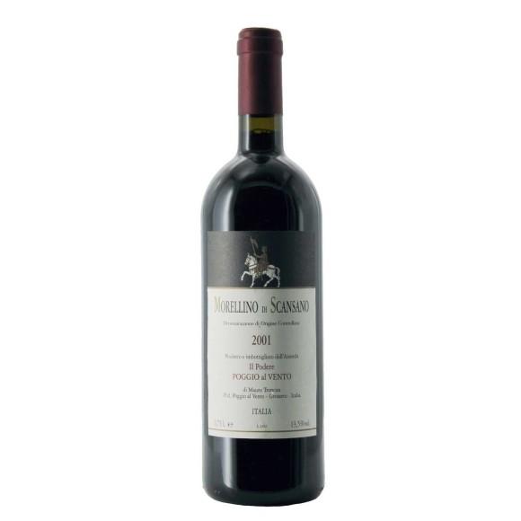 Morellino di Scansano 2001...