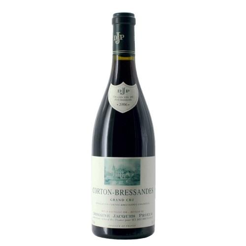 corton-bressandes grand cru gran vin de bourgogne 2006 75 cl jacques prieur - enoteca pirovano