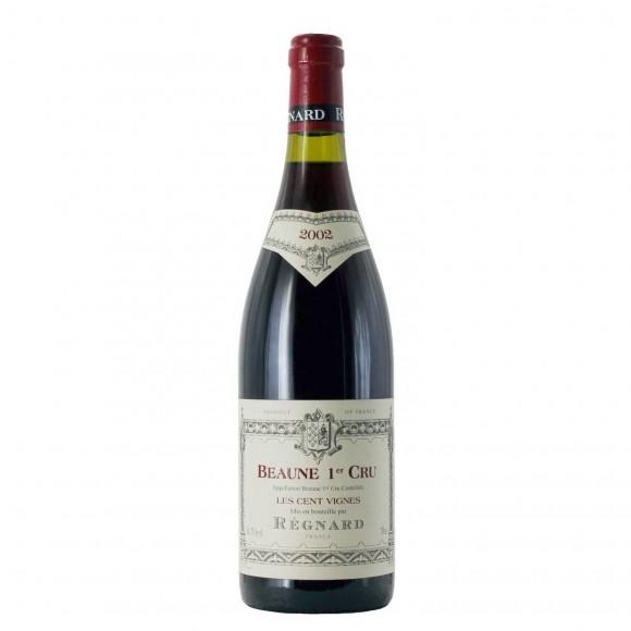 beaune les cent vignes 1er cru 2001 75 cl regnard - enoteca pirovano