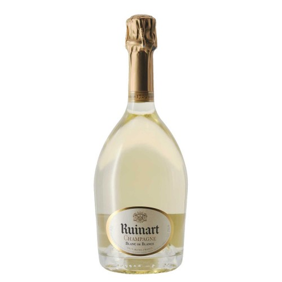 champagne blanc de blancs 75 cl ruinart - enoteca pirovano