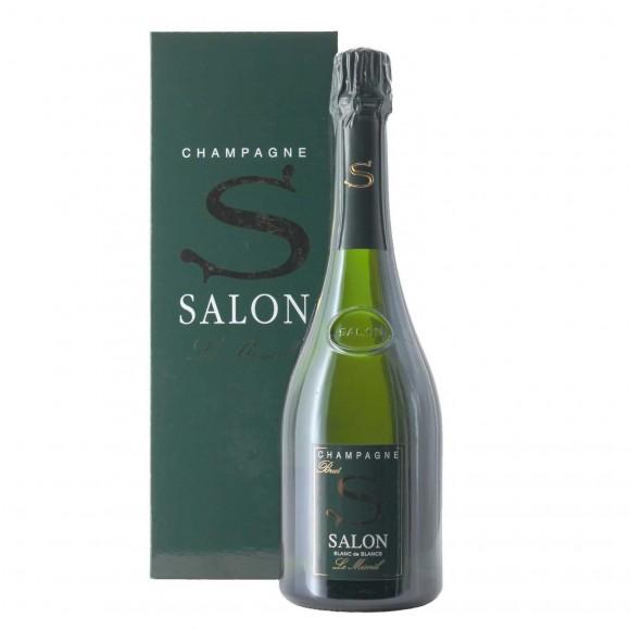 champagne le mesnil blanc de blancs 2007 75 cl salon - enoteca pirovano