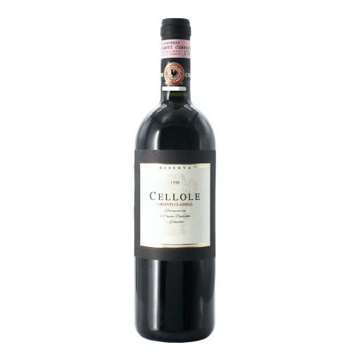 chianti classico riserva docg cellole 1998 75 cl san fabiano calcinaia - enoteca pirovano