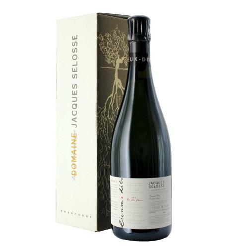 champagne grand cru la cote faron 75 cl selosse - enoteca pirovano