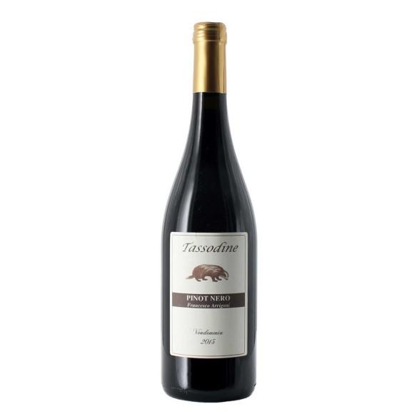 pinot nero igt francesco arrigoni 2015 75 cl tassodine - enoteca pirovano