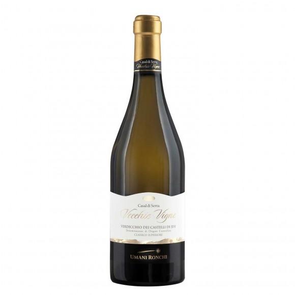 verdicchio vecchie vigne 2004 75 cl umani ronchi - enoteca pirovano