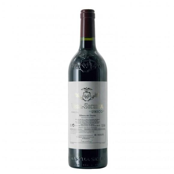 vega sicilia unico 1991 75 cl - enoteca pirovano