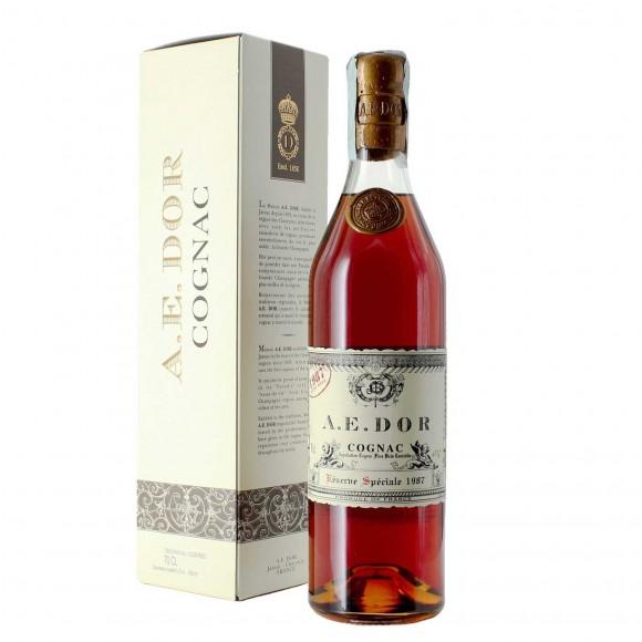 cognac reserve speciale 1987 70 cl a.e.dor - enoteca pirovano