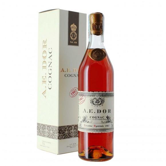 cognac reserve speciale 1967 70 cl a.e.dor - enoteca pirovano