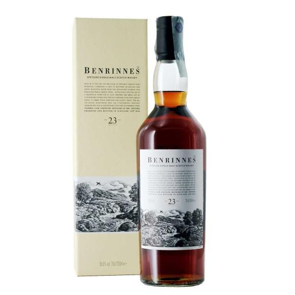 Whisky Benrinnes 23 anni...