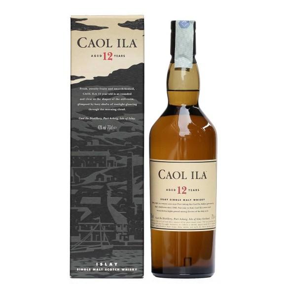 Whisky Caol Ila 12 anni 43%...