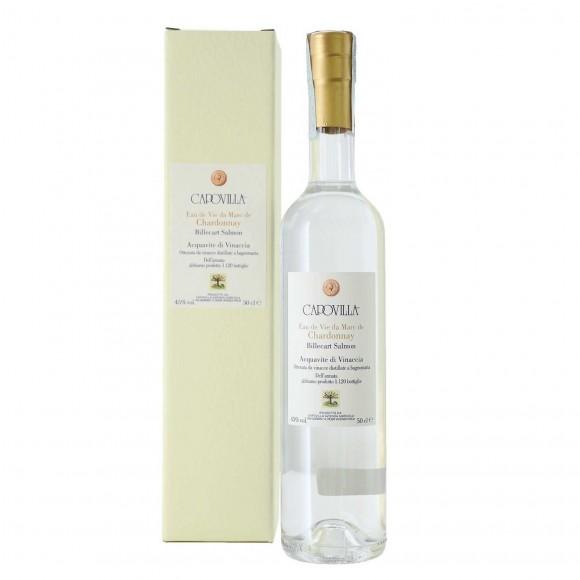 acquavite di vinaccia chardonnay billecart salmon 2010 50 cl capovilla - enoteca pirovano