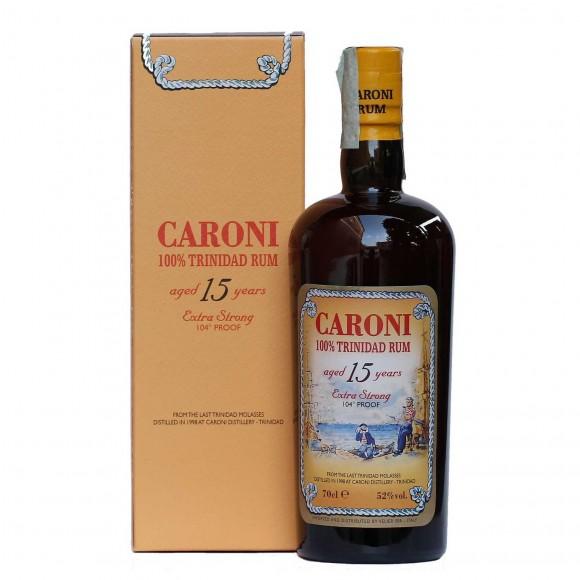 Rhum Caroni 15 y.o. 70 cl