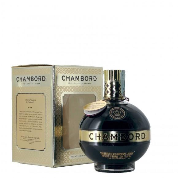 chambord black raspberry liqueur 16.5% 70 cl - enoteca pirovano