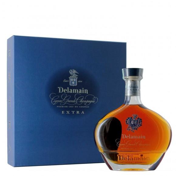 cognac grande champagne extra 70 cl delamain - enoteca pirovano