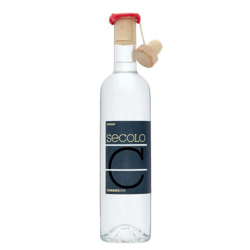 Grappa Secolo 50 cl Domenis...