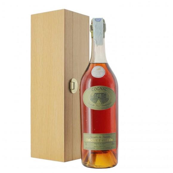 cognac paradise de famille 70 cl 40% drouet - enoteca pirovano
