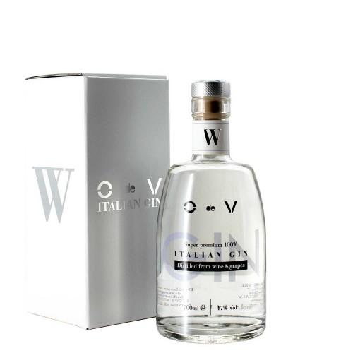 gin white o de v 70 cl enoglam - enoteca pirovano