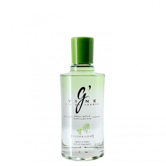 gin floraison 70 cl g vine - enoteca pirovano