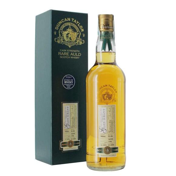 Whisky Glen Grant 33 anni...