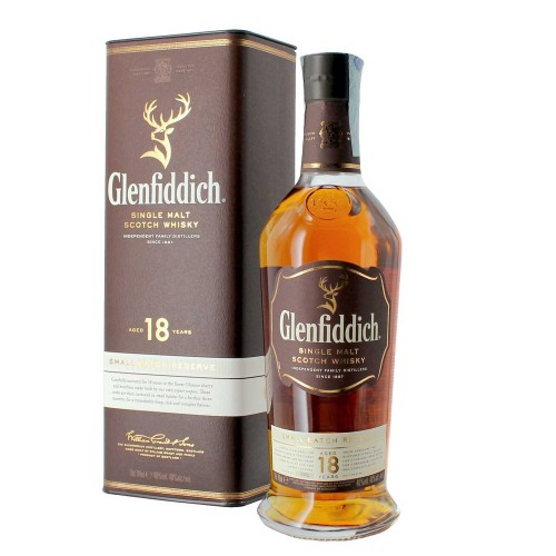 Whisky Glenfiddich 18 anni...