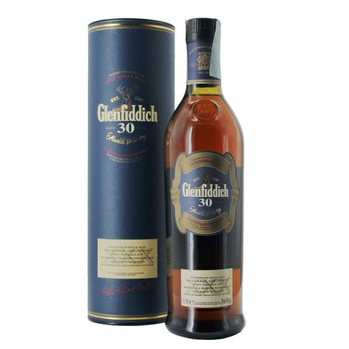Whisky Glenfiddich 30 anni...