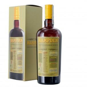 hampden estate rum pure single jamaica 70 cl - enoteca pirovano