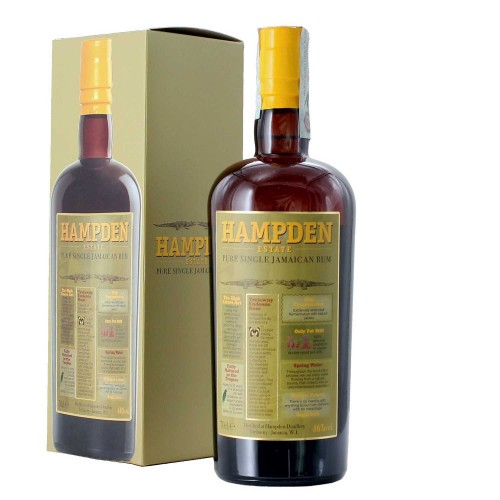 Hampden Estate Rum Pure...