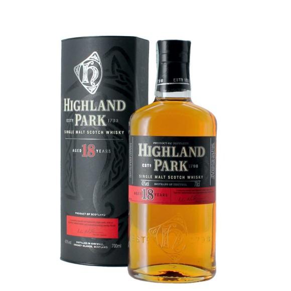 whisky highland park 18 anni 70 cl - enoteca pirovano